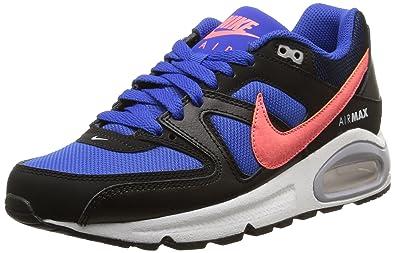 reputable site 6ee37 24fd3 Nike Air Max Command (GS), Sneakers Basses garçon - Bleu - Blau (