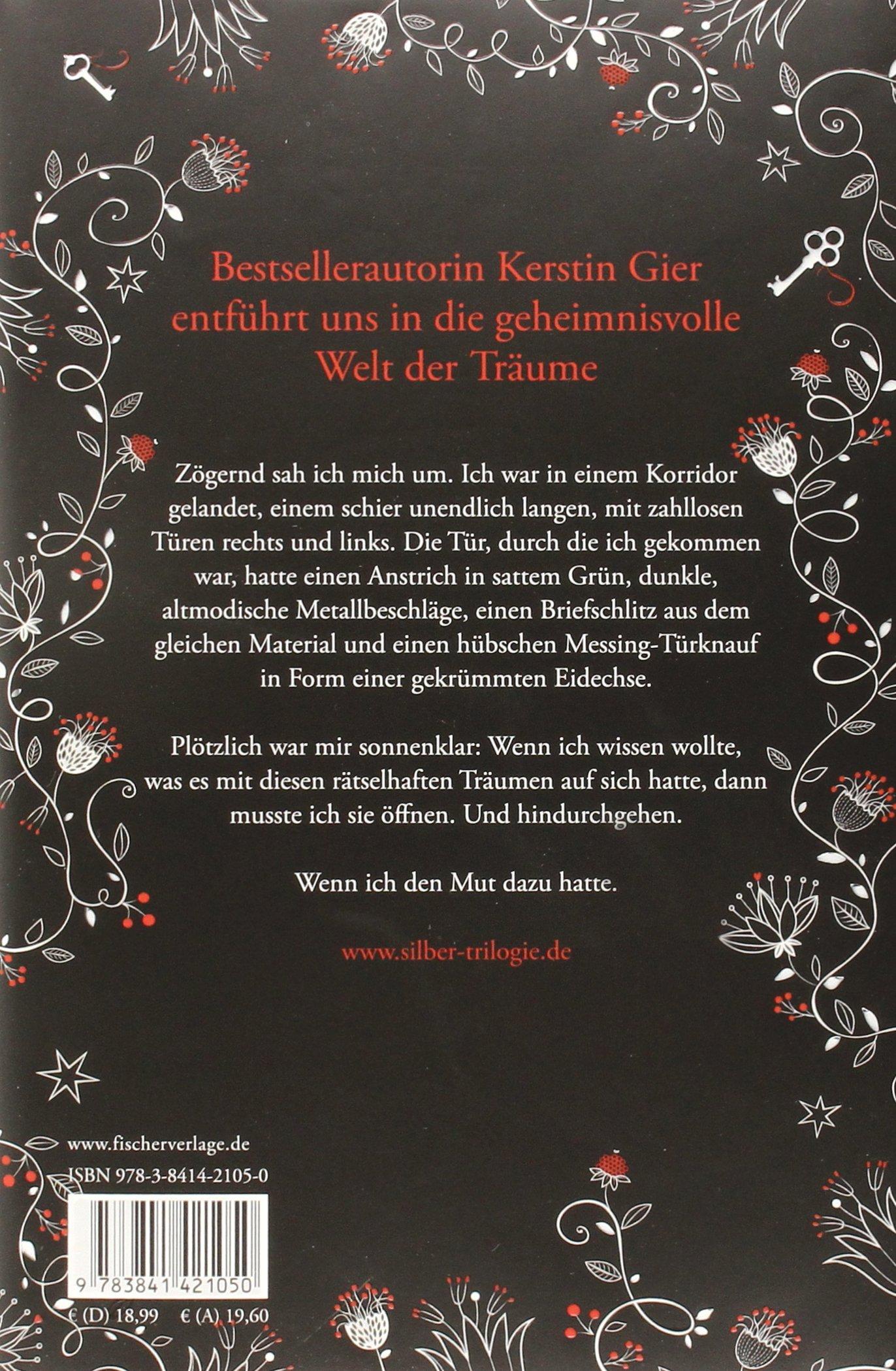Silber  Das Erste Buch Der Tr�ume: Roman: Amazon: Kerstin Gier: B�cher