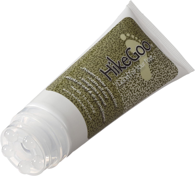 HikeGoo Blister Prevention Cream Specifically Formulated for Feet (3 oz) : Blister Free Socks : Beauty