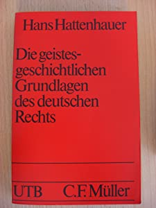 HANS HATTENHAUER EBOOK DOWNLOAD