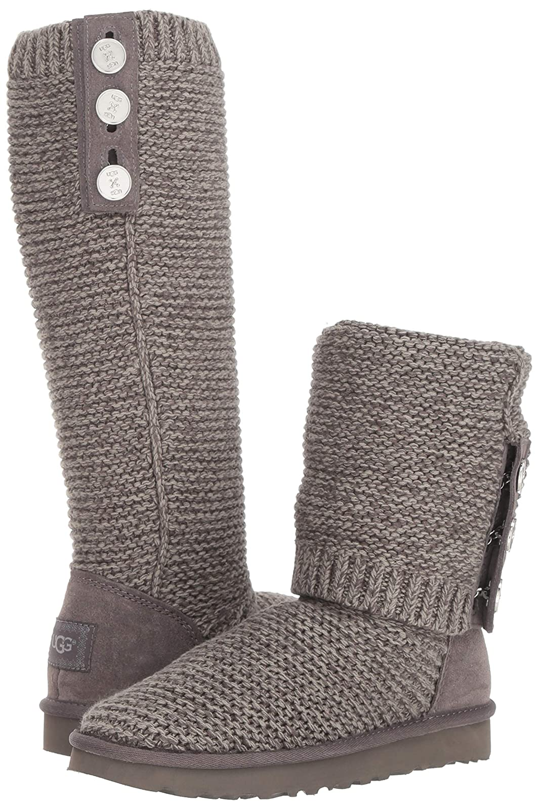 UGG Women's W PURL Cardy Knit Fashion Boot 1094949 - 6