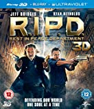 R.I.P.D.: Rest in Peace Department [Blu-ray 3D + Blu-ray]