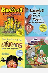 4 Food Books for Children: With Recipes & Finding Activities (Food Books for Kids) Kindle Edition