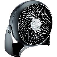 Honeywell HT900E4 - Ventilador Turbo potente para Mesa y Suelo, regulable en 3 Velocidades,…