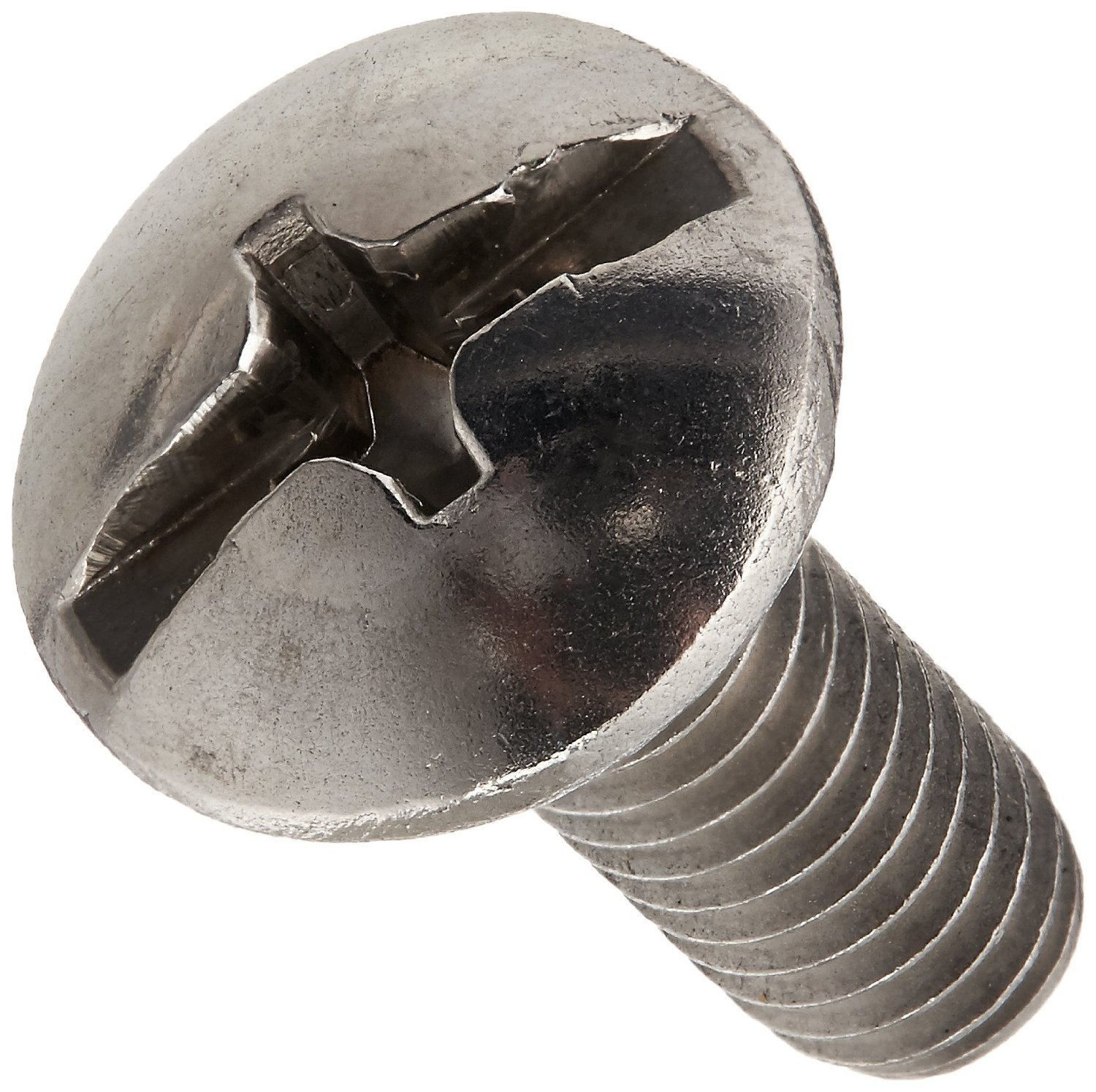 The Hillman Group 831450 1//4-20 x 3//4-Inch Stainless Steel Truss Head Combo Machine Screw 100-Pack