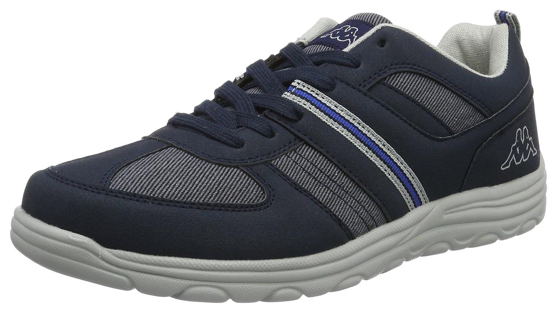Kappa Foggy, Zapatillas para Hombre 44 EU Azul (Navy/Grey)