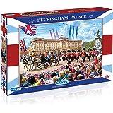 Buckingham Palace Jigsaw Puzzle (1000 Pieces)