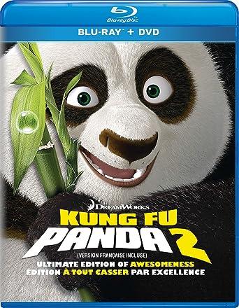 Amazon com: Kung Fu Panda 2 (Ultimate Edition Of Awesomeness