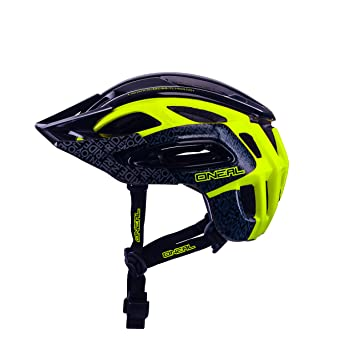 Oneal 0616-404 Casco de Bicicleta, Amarillo, XS