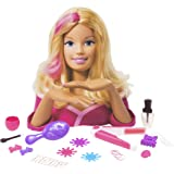 Barbie Deluxe Styling Head Doll Playset