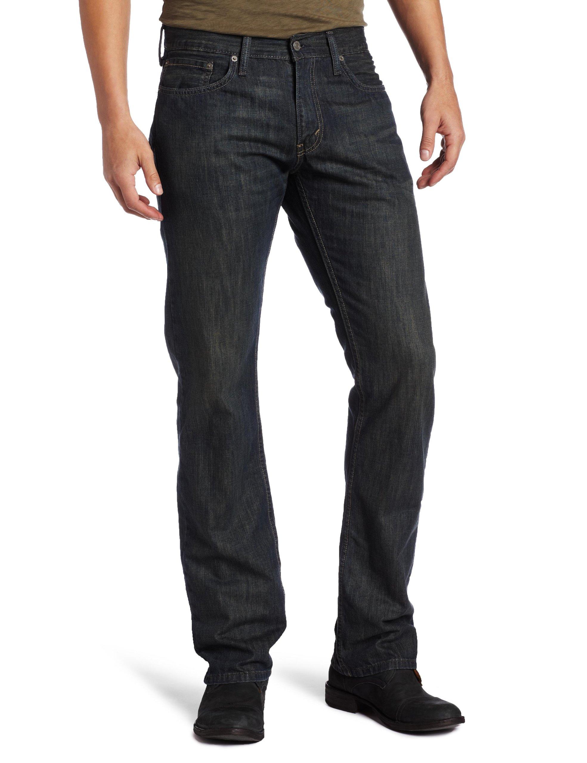 Levi's Men's 514 Straight fit Stretch Jean, Dirt Rush, 32x30