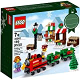 lego christmas exc travel on the train 40262