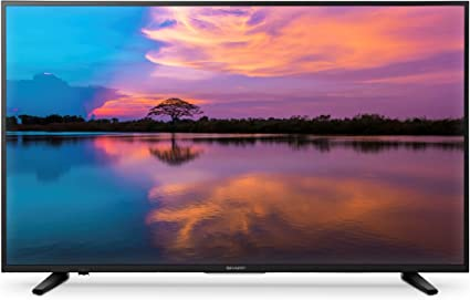 "Free Shipping HDR Smart LED TV 2160p LC-50Q7030U Sharp 50/"" Class 4K Ultra HD"