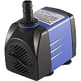 AQUANEAT 160-660 GPH Aquarium Water Pump, Adjustable, Submersible Pump, Fountain Pump, Power Head, for Statuary, Fish…