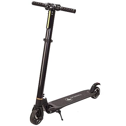 Amazoncom T I Anrun Electric Scooter 10 15 Mph Range 8 15 Miles