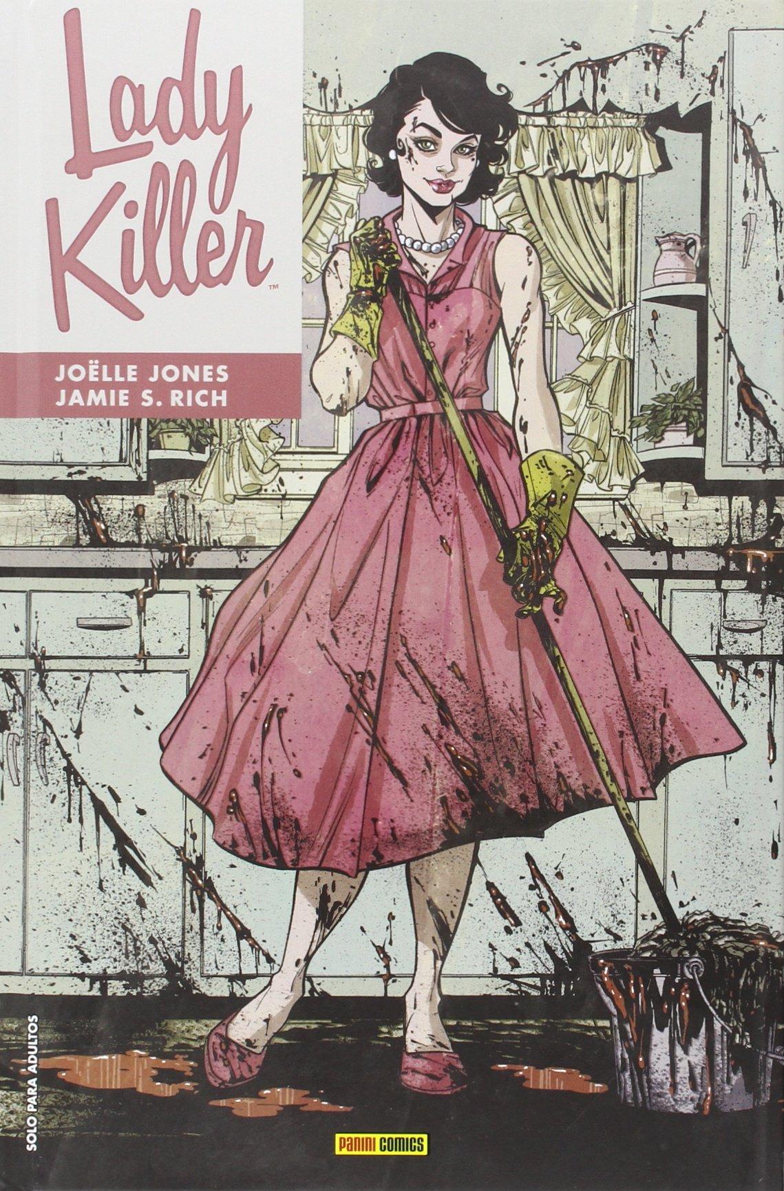 Lady Killer: Amazon.es: Joelle Jones: Libros