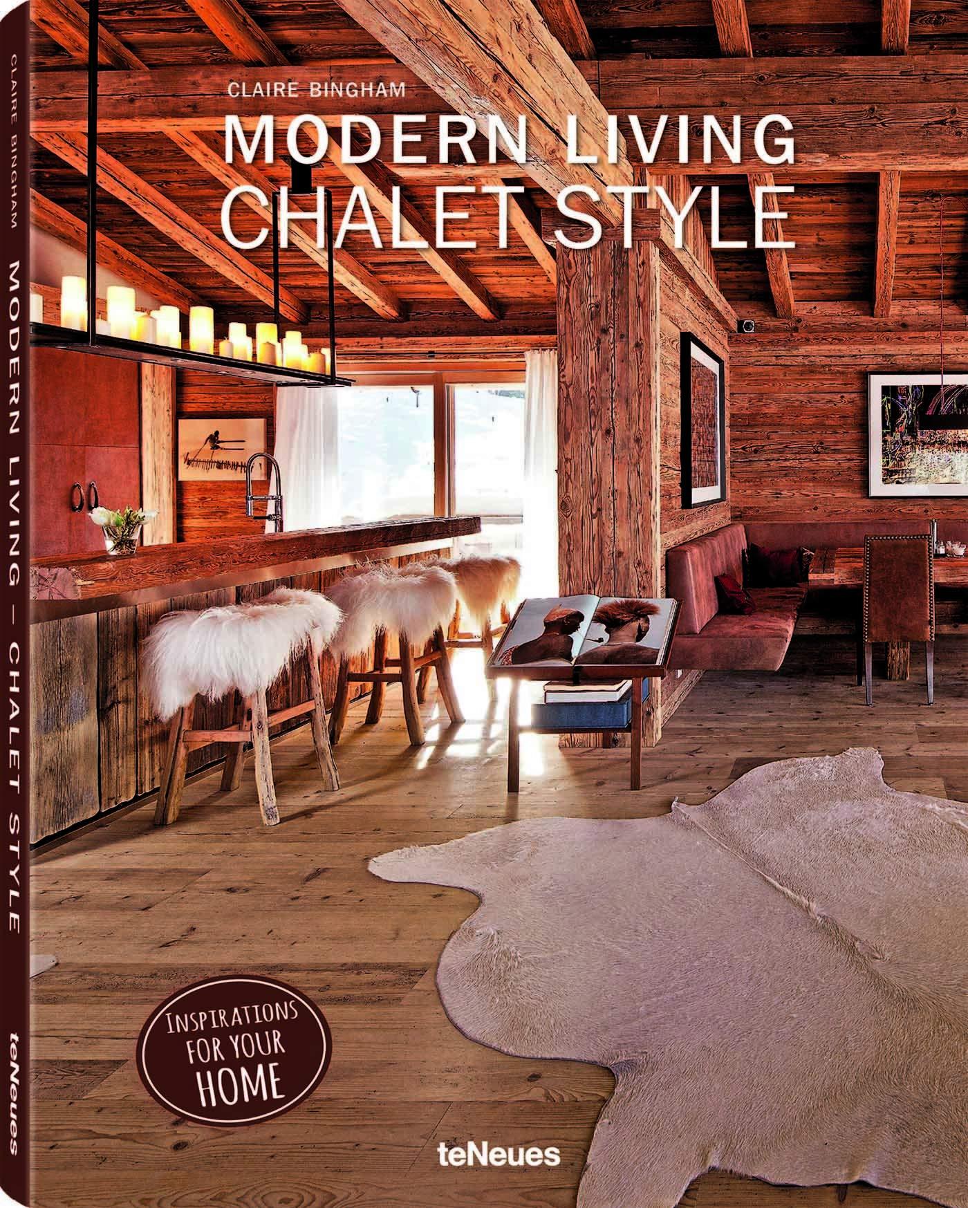 Modern Living Chalet Style: Amazon.de: Claire Bingham ...