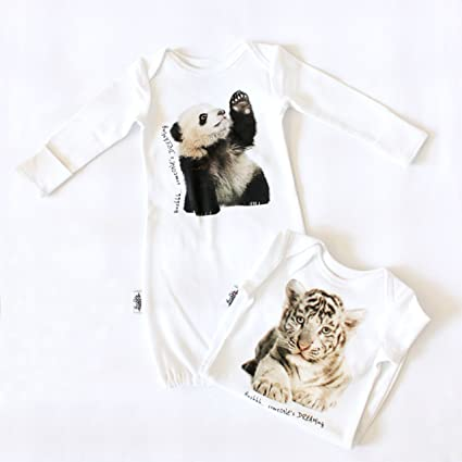 04c2b3873 Baby Sleepers Unisex Infant Sleepers Cotton Baby Pajamas Cotton Baby ...