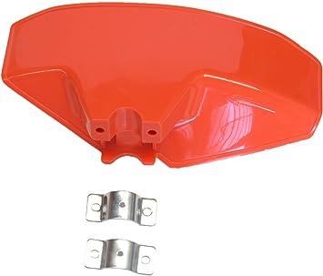 Bricoferr BFG020 Protector Universal para Barras de Desbrozadoras