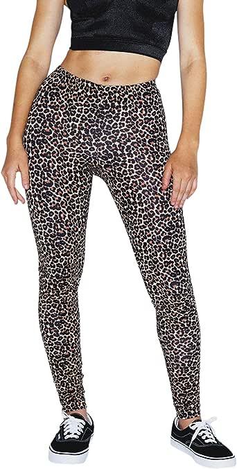 American Apparel Women's Cotton Spandex Jersey Legging