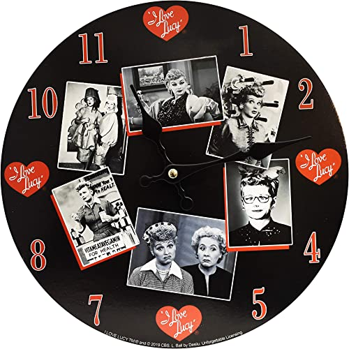 Midsouth Products I Love Lucy Clock I Love Lucy – Black and White Photos