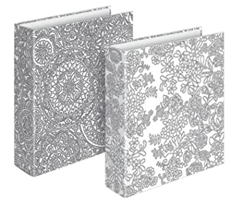 Amazon.com : Veloflex 4142998 Creative Letter A4 Folder - Random (Set of 2 : Office Products