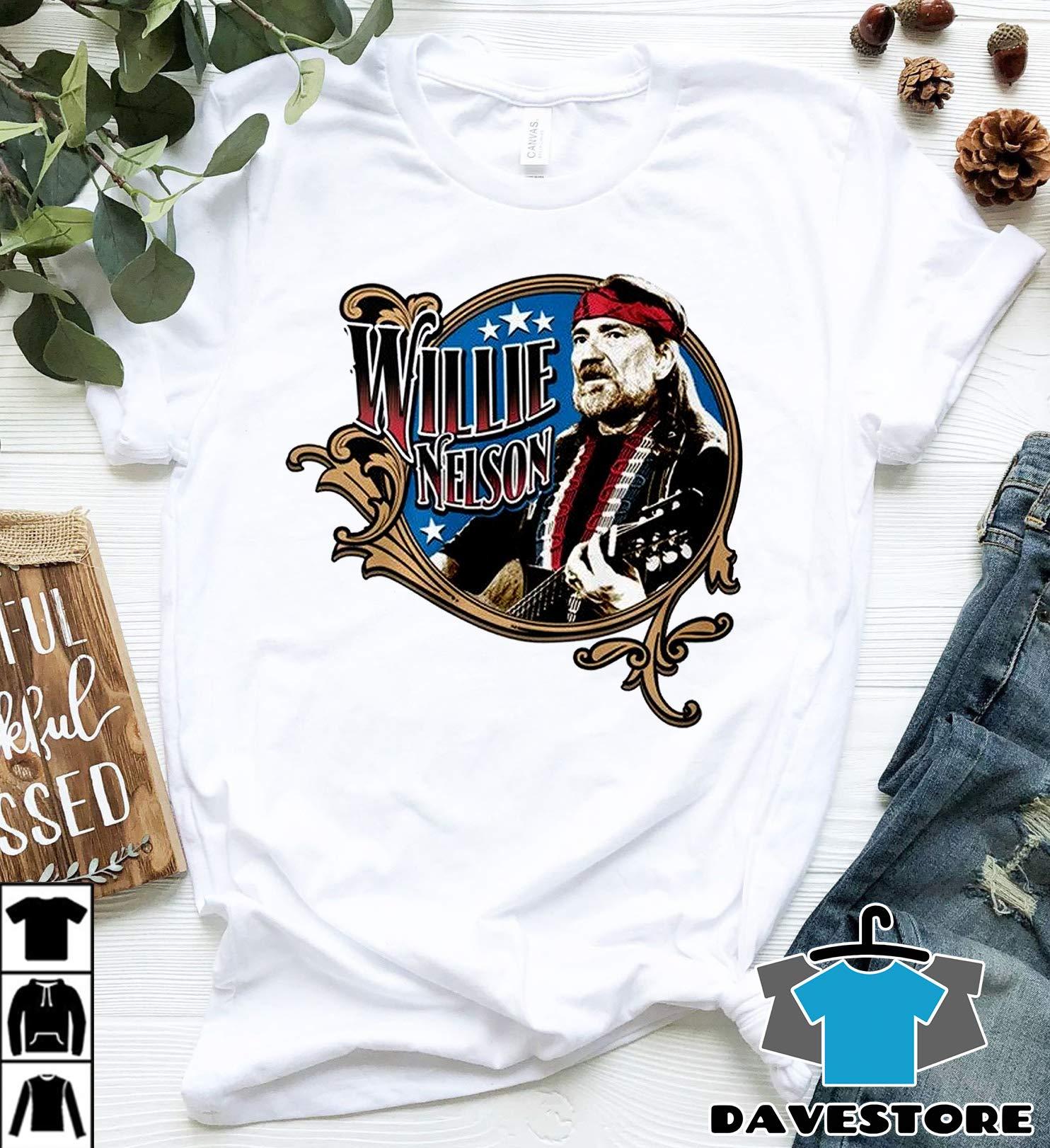 Willie Nelson Shirts
