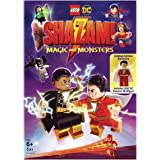 LEGO DC Shazam: Magic and Monsters (w/Figurine/DVD)