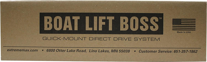 Extreme Max Boat Lift Boss Fulton Installation Kit
