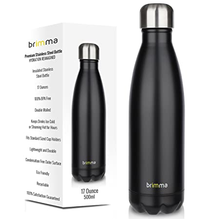 Review Brimma Vacuum Insulated Water