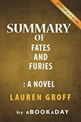 Summary of Fates and Furies: A Novel by Lauren Groff | Summary & Analysis Kindle Edition
