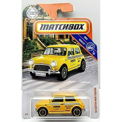 Matchbox 2020 64 Austin Mini Cooper: Toys & Games