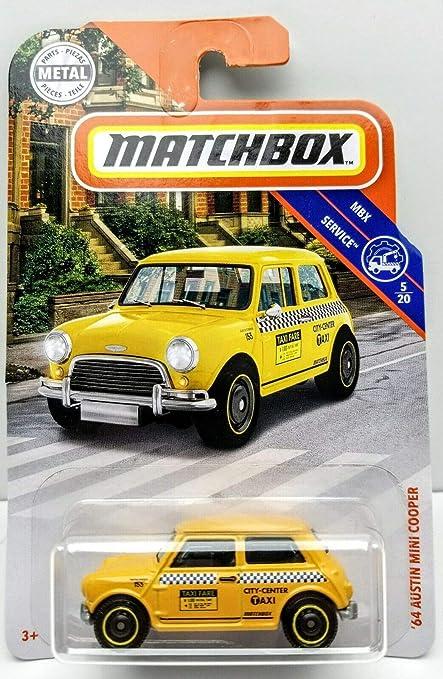 Matchbox 2019 MBX Service /'64 Austin Mini Cooper