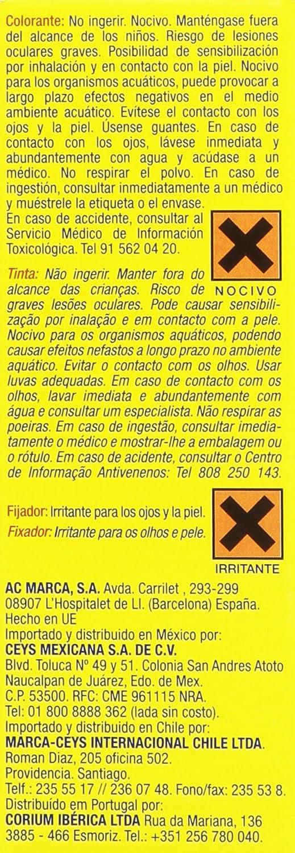 Iberia - Tinte Pistacho para ropa, 40°C