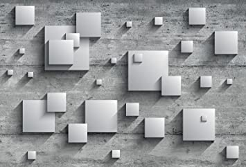 Fußboden Teppich Grau ~ Pvc vinyl fussboden fußboden boden teppich matte forwall quadrate
