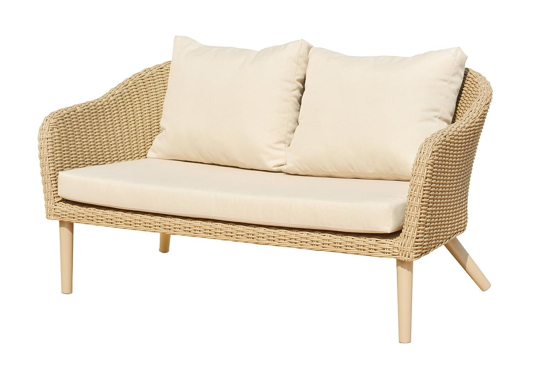 maze rattan valencia 2 sitzer sofa set g nstig bestellen. Black Bedroom Furniture Sets. Home Design Ideas