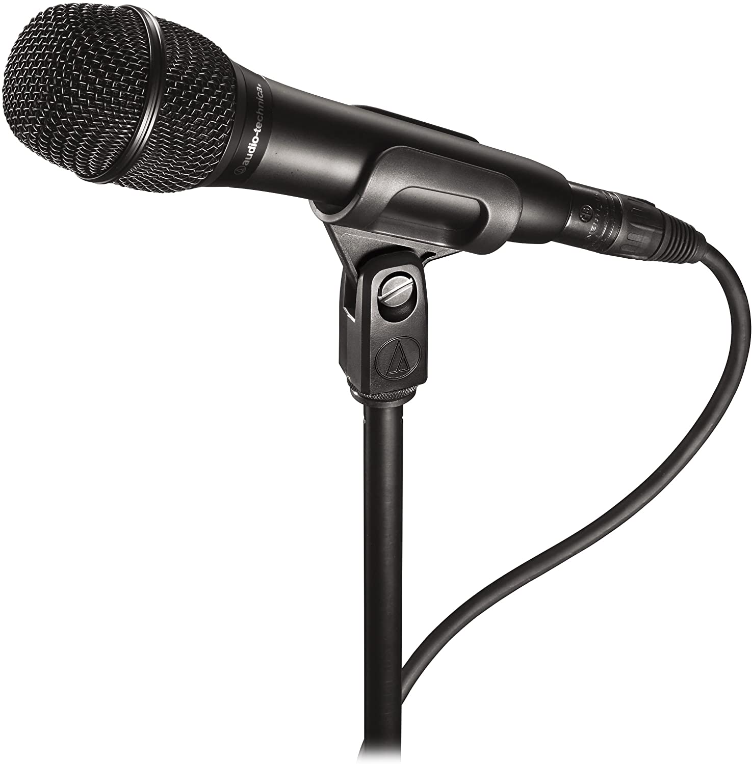 Audio-Technica AT2010 Cardioid Condenser Handheld Microphone