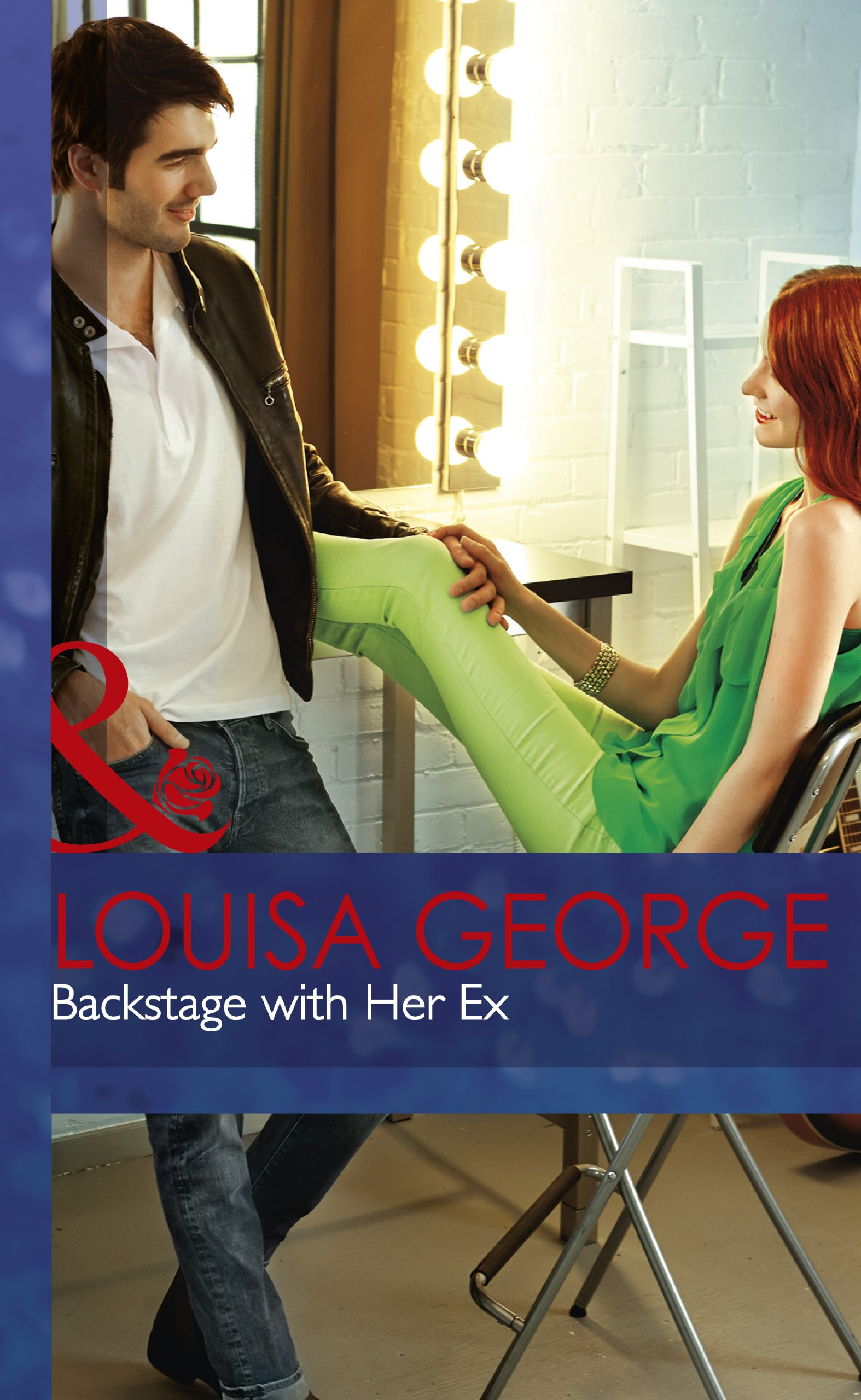 Download Backstage with Her Ex (Mills & Boon Hardback Romance) pdf