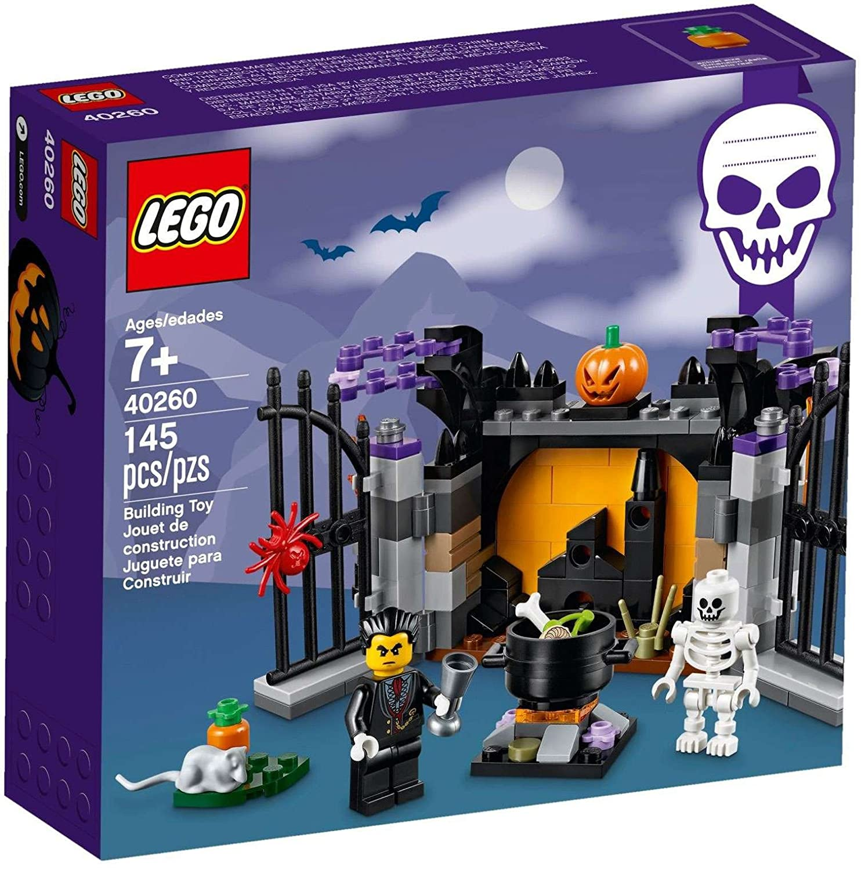 Halloween Legos!!