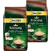 Jacobs Krönung Caffè Crema Fuerte, Granos Enteros, 2
