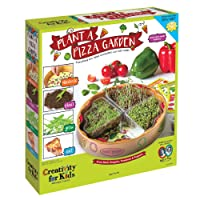 Creativity for Kids 6147 Grow and Plant A Pizza Garden Kit