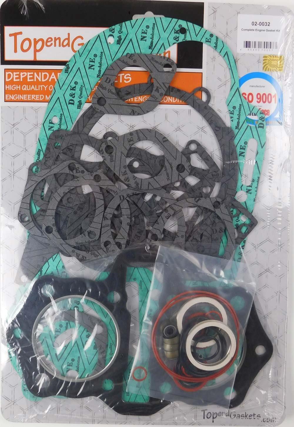 Yamaha Engine Gasket Kit XS1 XS2 XS650 75-81 XS 650 TopEndGaskets