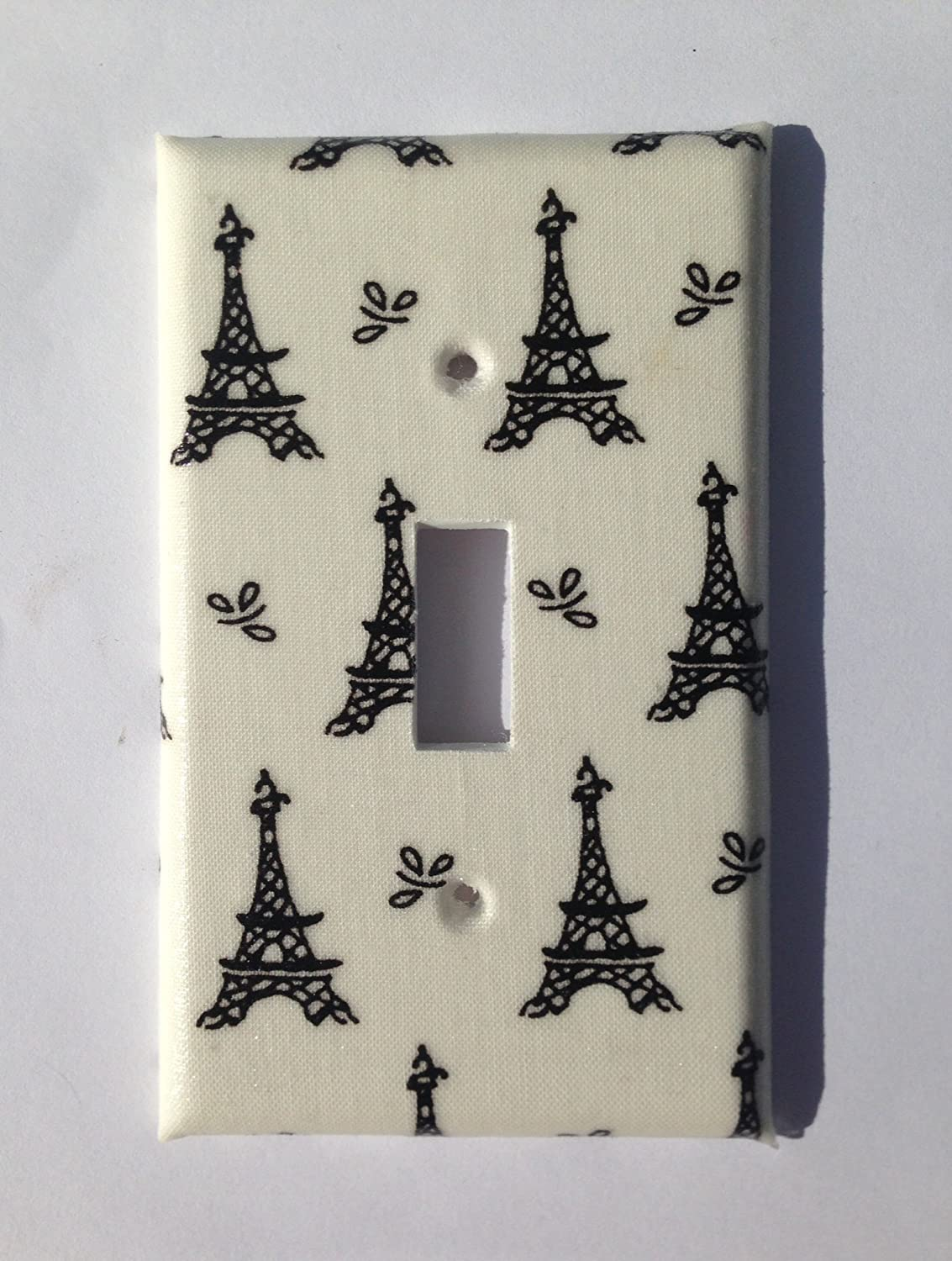 Paris Light Switch Cover - Various Size Light Switchplates Offered