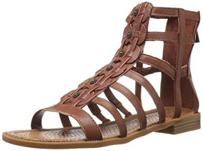 5aae0a355734f Nine West Women s Xeron Gladiator Sandal