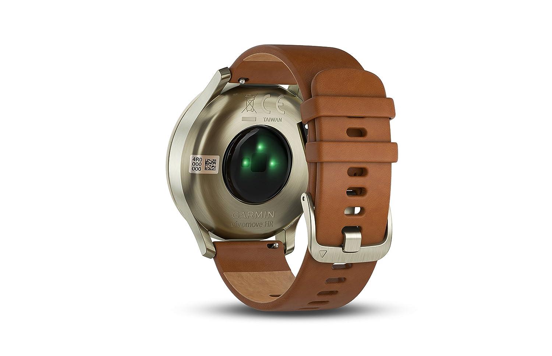 Garmin vívomove HR, Hybrid Smartwatch for Men and Women ...