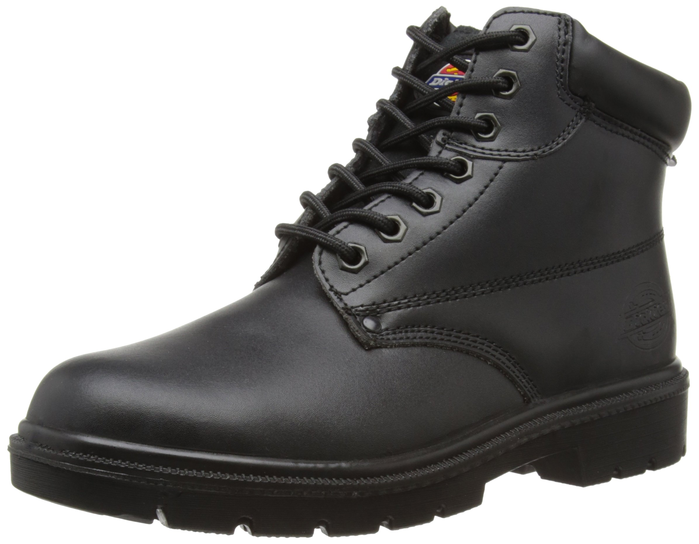 Dickies Unisex Antrim Super Steel Toe-cap Safety Boot / Footwear (9.5 US) (Black)