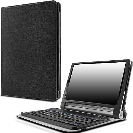Infiland Lenovo Yoga Tab 3 Pro 10 Teclado Caso, Premium Función ...