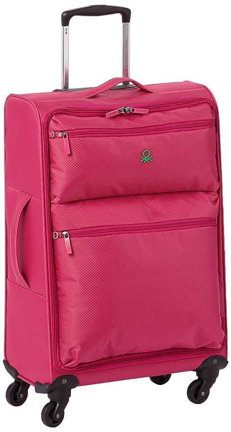 Benetton Maleta, Rose (004) (Rosa) - 73321_004: Amazon.es ...