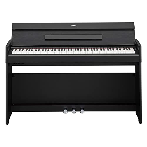 Yamaha YDPS54B Arius Series Slim Digital Console Piano, Black
