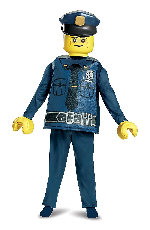 Generique - Disfraz Lujo policía Lego® niño: Amazon.es: Juguetes y ...